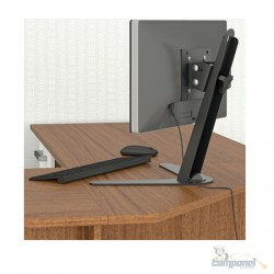 Suporte com ajustes de altura e inclinação para Monitores - Multivisão - MT Slim